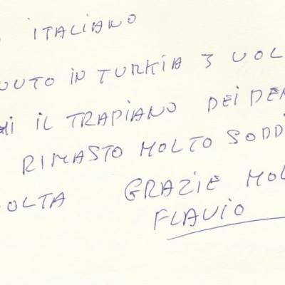 Flavio Palladino Full Set of Implants and Crowns